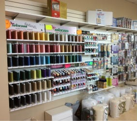 NC Sewing Store Insurance