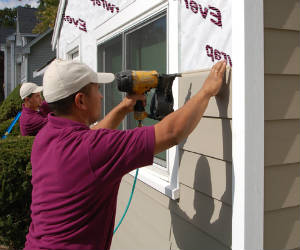 NC Siding Contractor Insurance