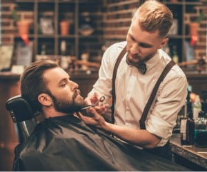Barber Grooming Beard