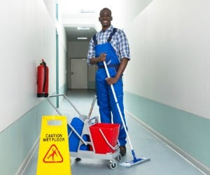 WA Janitorial Cleaning Services Insurance