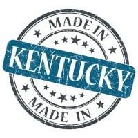 Fabriqué au Kentucky
