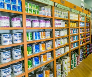 NJ Paint Wallpaper Store Insurance