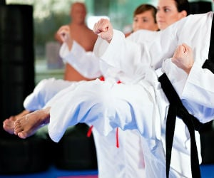 IL Martial Arts Insurance