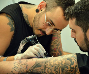 CA Tattoo Insurance